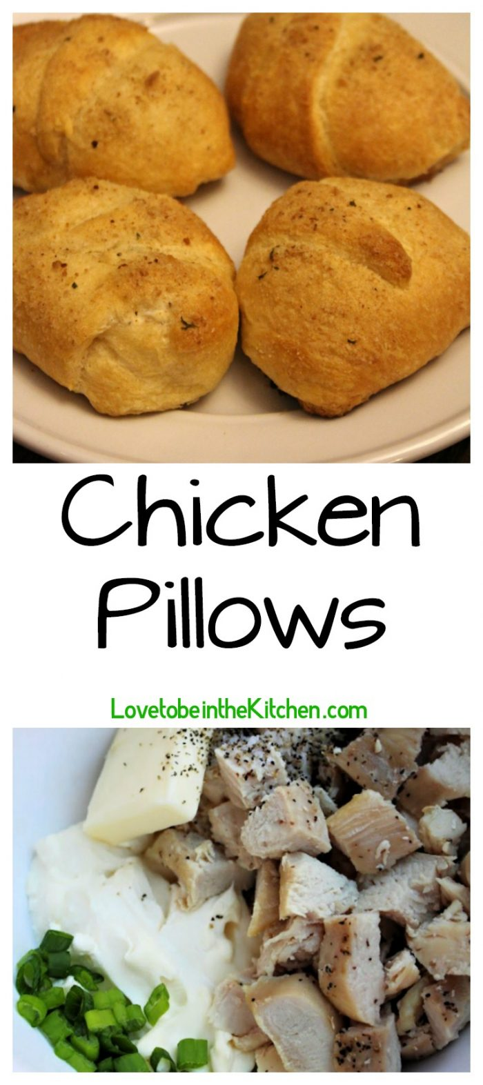 Chicken Pillows