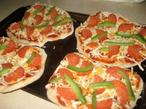 Make-Ahead Meal: Frozen Pizza