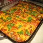 Simple, Perfect Enchiladas