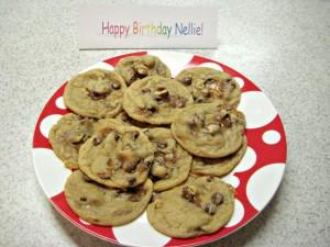 Chunky Twix Cookies