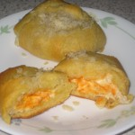 Buffalo Chicken Puffs