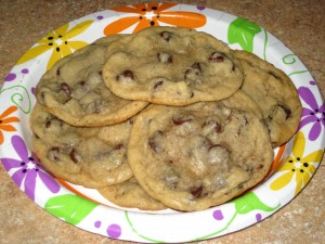 The NY Times Chocolate Chip Cookie