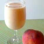 Honey Peach Smoothie