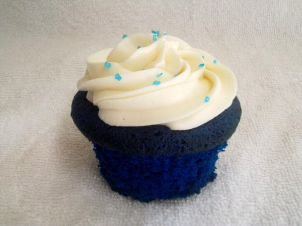 Blue Velvet Cupcakes Love to be in the Kitchen