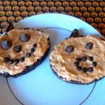 Jack-O'-Latern Brownies