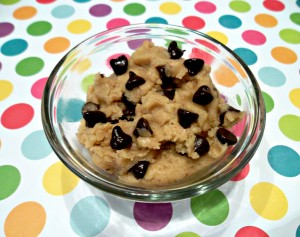 Cookie Dough That's Safe to Eat!