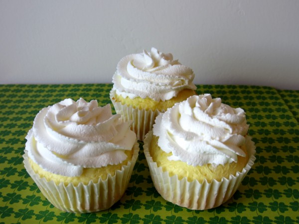 Pinch-Me-Not Cupcakes