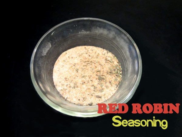 Red Robin Seasoning