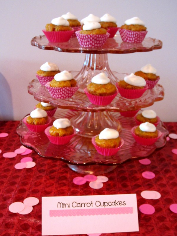 Carrot Cake Cupcakes (Or Cake)