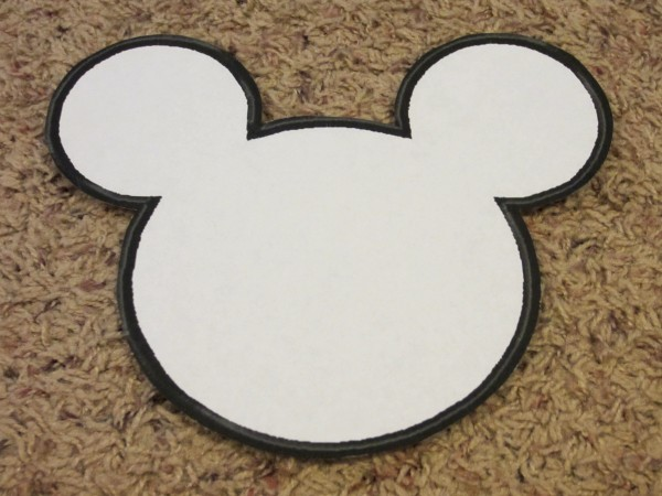 Mickey Mouse Invites