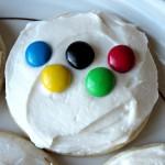 Olympic Cookies