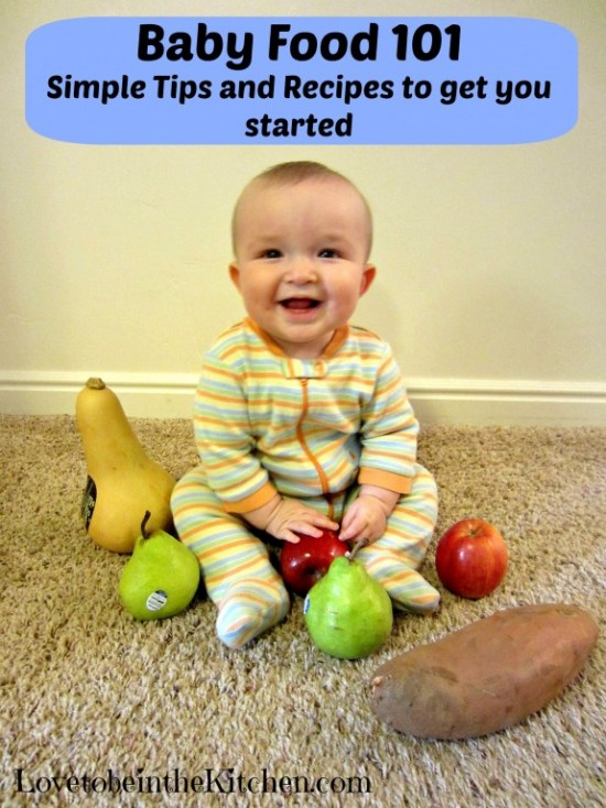 Baby Food 101