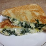 Spinach and Artichoke Grilled Cheese (1)