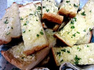 Homemade Garlic Bread Spread
