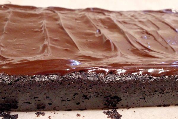 Double Dark Chocolate Brownies