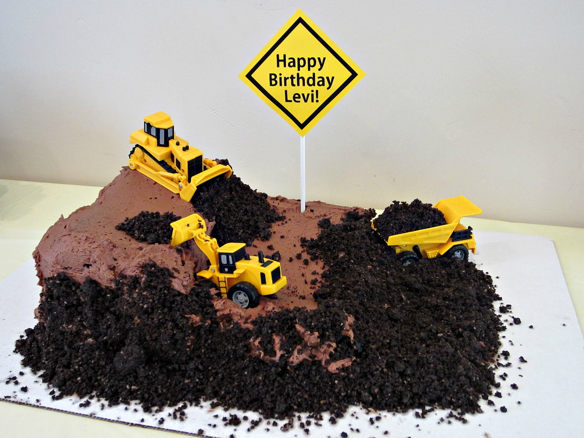 Construction Cake Love To Be In The Kitchen