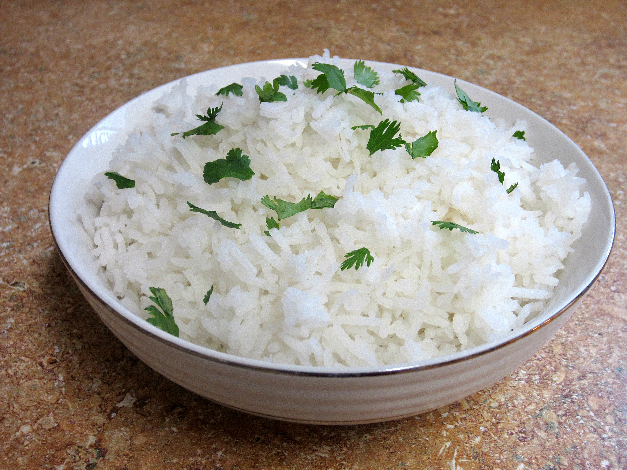 Simple Basmati Rice - Love to be in the Kitchen