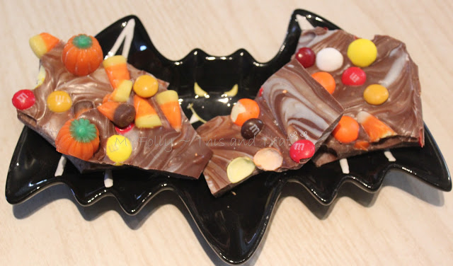 Almond Bark Halloween Candy