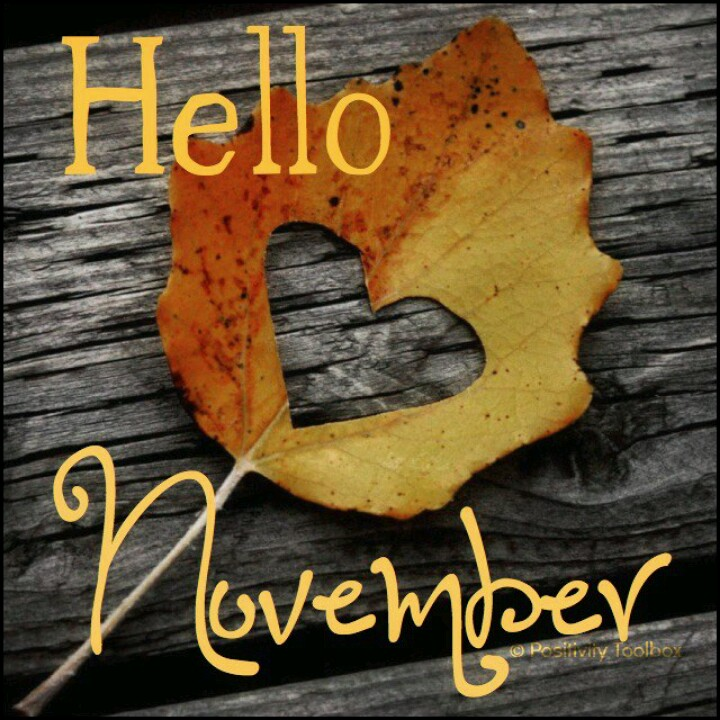 November Quotes And Sayings