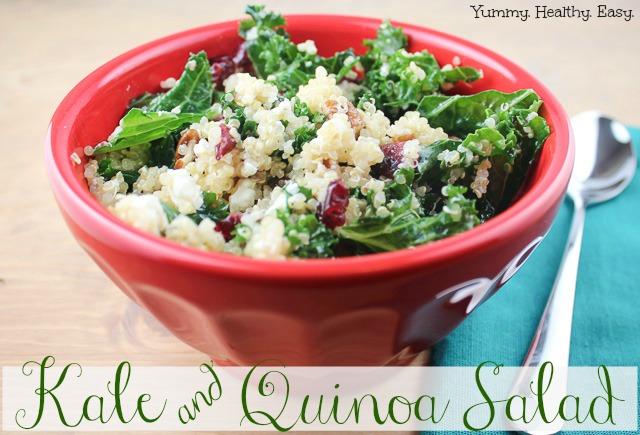 Kale & Quinoa Salad1