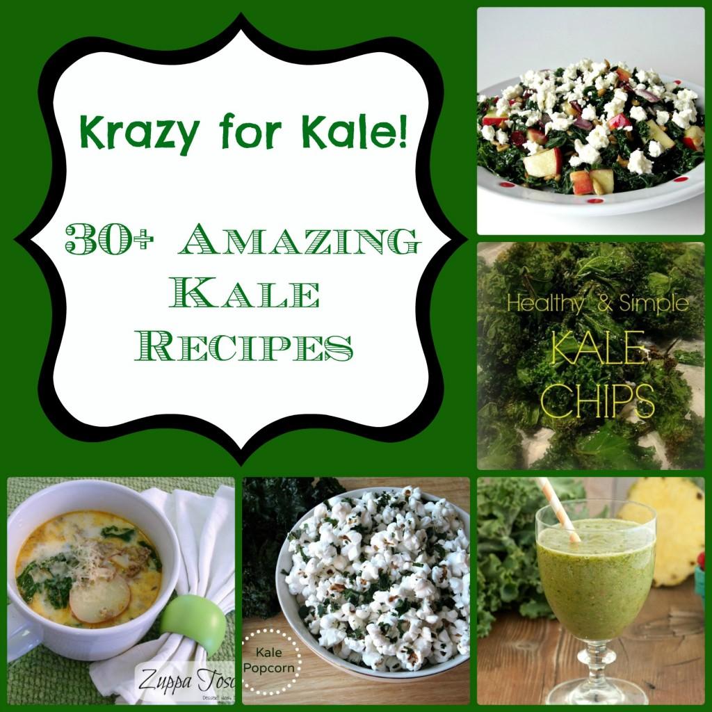 30+ Kale Recipes