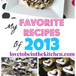 My Favorite Recipes of 2013