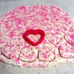 Sugar Cookie Dough Hearts