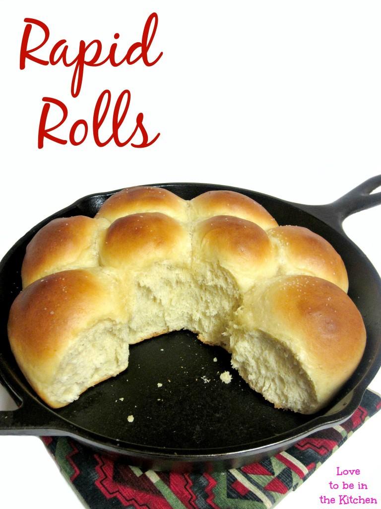 Rapid Rolls
