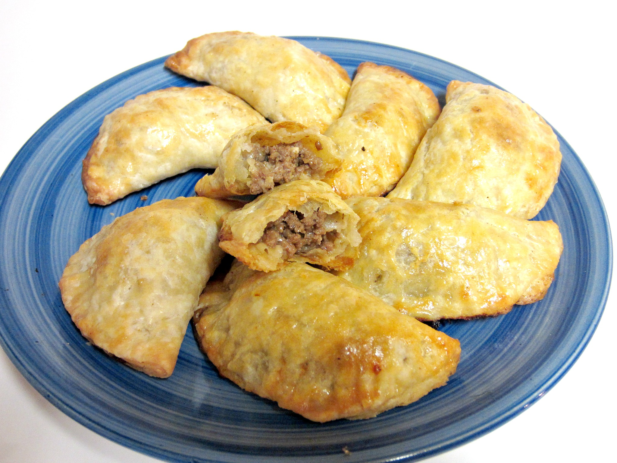 Mini Beef and Cheese Empanadas - Love to be in the Kitchen
