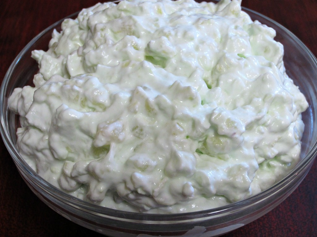 Pistachio Pudding Salad2