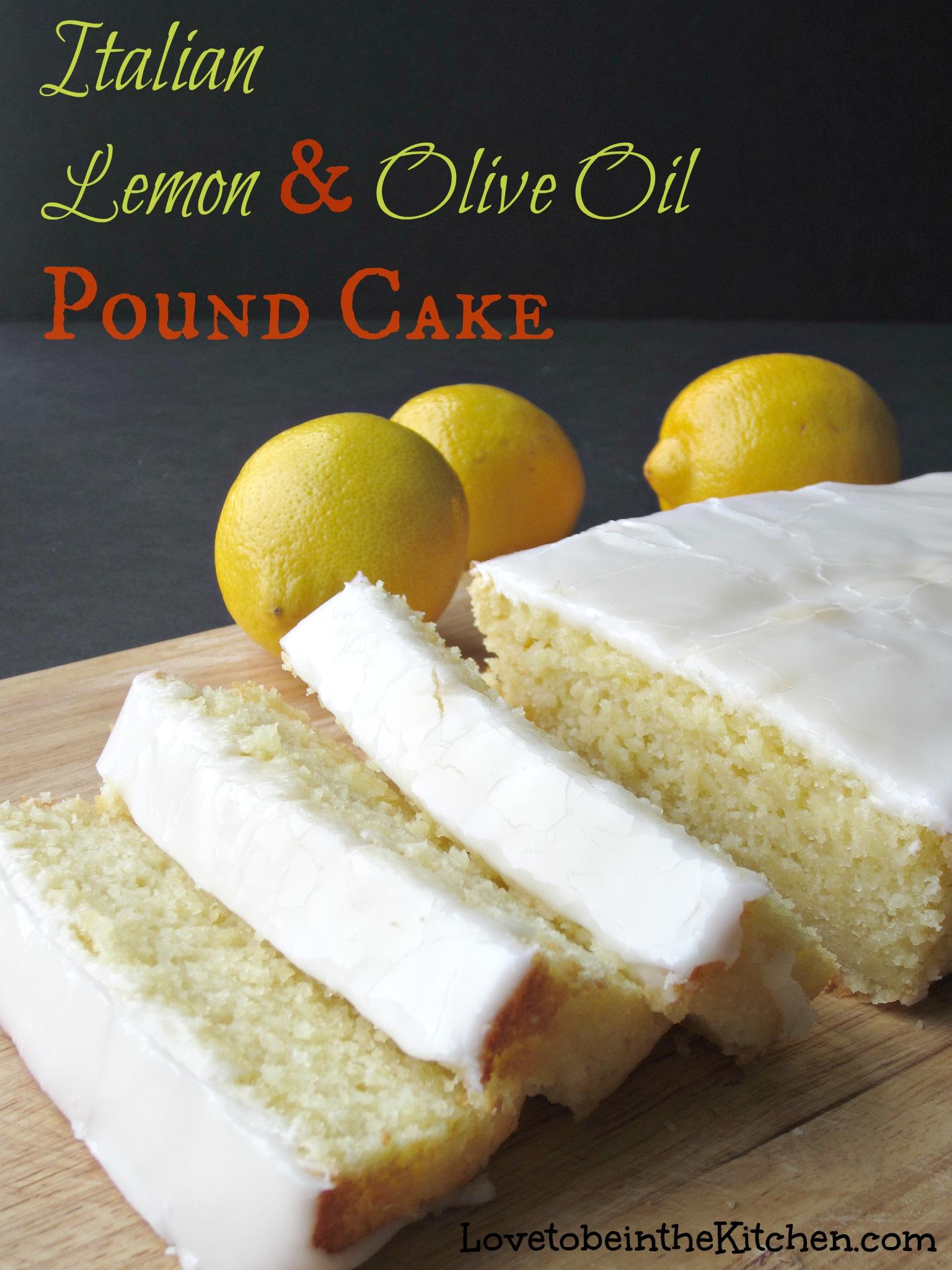 Lemon Italian Love Cake Recipe