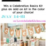 Stampin' Up Giveaway!