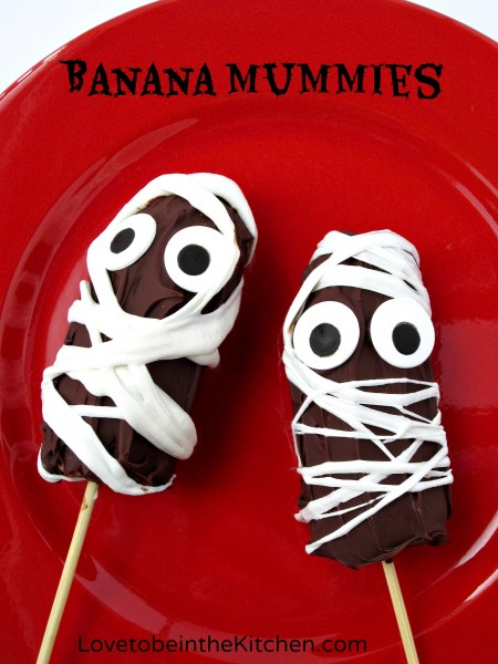 Banana Mummies
