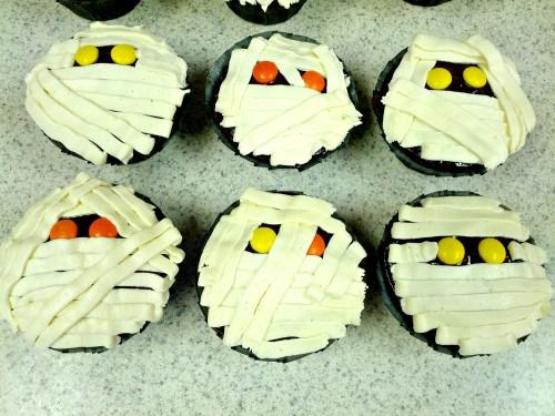 Yummy Mummy Cupcakes