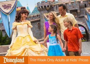 Disneyland Black Friday Specials