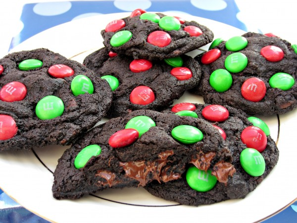 Chocolate Cookies With Cocoa