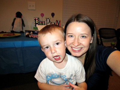 Asher's Birthday Party