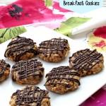 No-Bake Healthy Breakfast Cookies