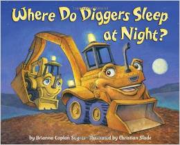 Where do Digger Sleep at Night