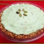 Pistachio Cream Pie