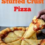 5 Cheese Stuffed Crust Pizza