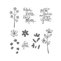 Mother's Love Stamp Set