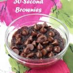 30-Second Brownies