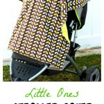 Little Ones Stroller Cover Giveaway! #giveaway