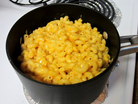 Stove Top Mac n' Cheese