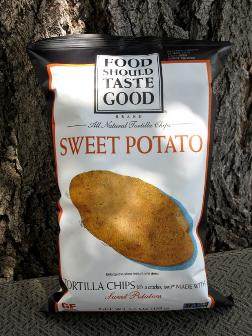 Food Should Taste Good Sweet Potato