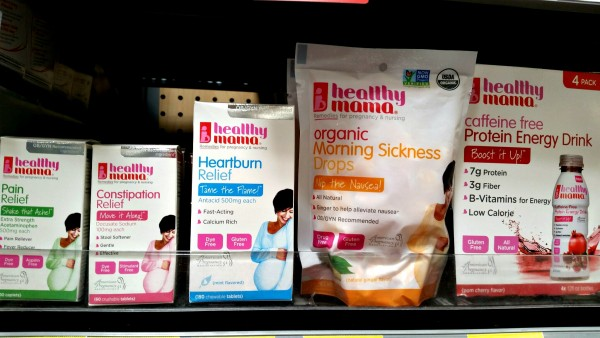 healthy mama® brand products for Pregnancy