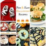 Fun & Easy Halloween Recipes