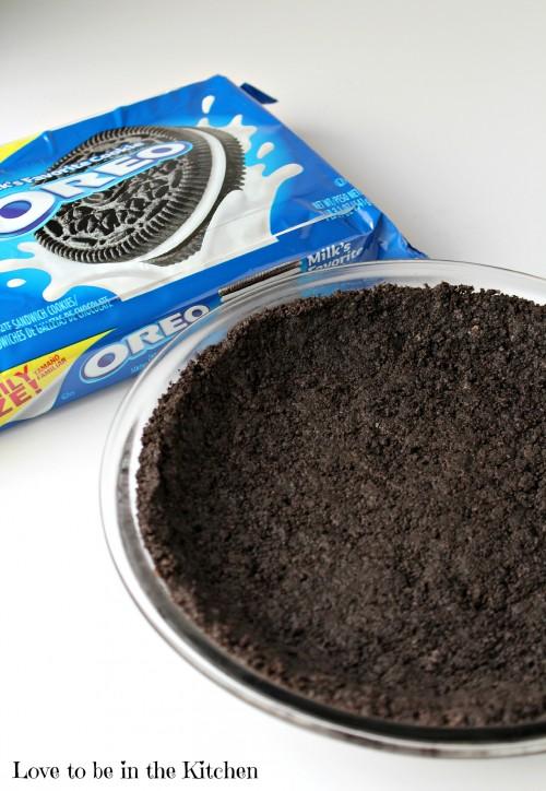 Oreo Pie Crust