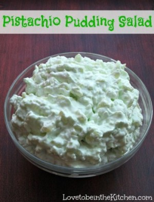 Pistachio-Pudding-Salad